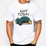 Pokemon | Not Today T-shirt