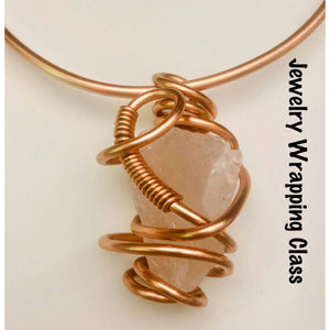 Self Love Affirmations Jewelry Wrapping Class Nov 9, 2019 4-6PM