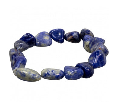 Sodalite Tumbled Beacelet