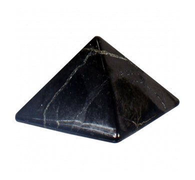 95% Carbon Shungite Pyramid