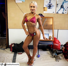 Load image into Gallery viewer, Auroa Bikini - Accentuate Competition Bikinis