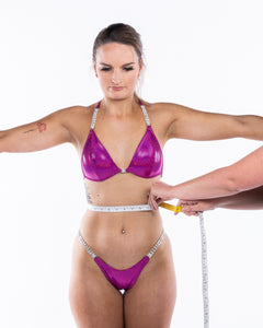 Bikini Consultation and Measure - Accentuate Competition Bikinis