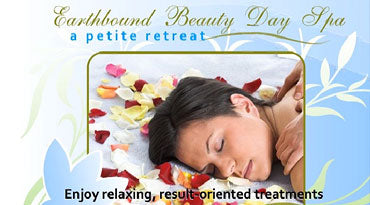 Relax at Earthbound Beauty