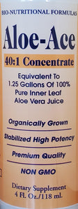Aloe-Ace 40:1 Concentrate