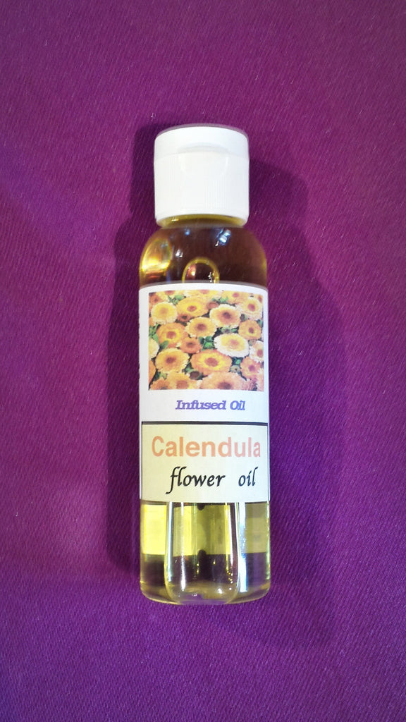 Calendula Flower Oil