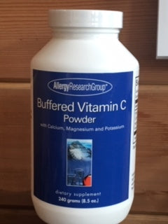 Vitamin C Buffered Powder