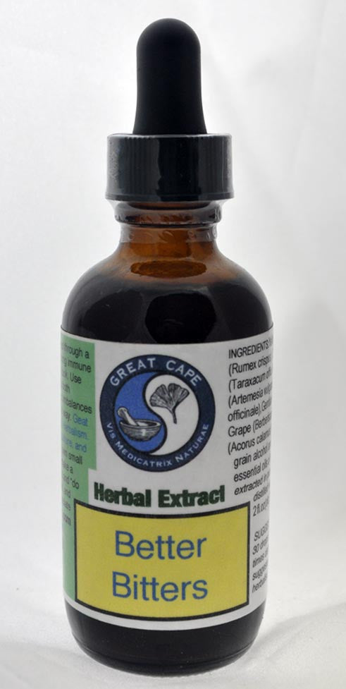 Better Bitters Digestion Tincture