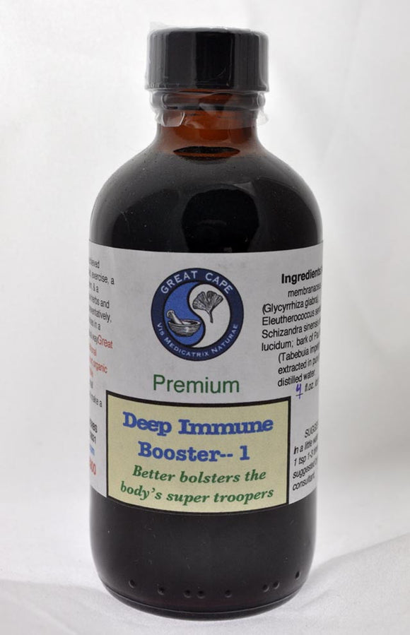 Deep Immune Booster 1 Tincture