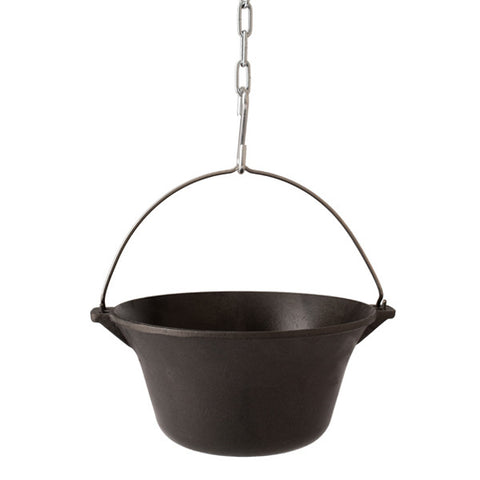 Cast Iron Cauldrons 7,2-14,5 litre