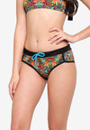 Femme Fierce - Zuri Sporty Brief Bottom