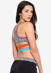 RETRO ACTIVE - Clara Crop Top