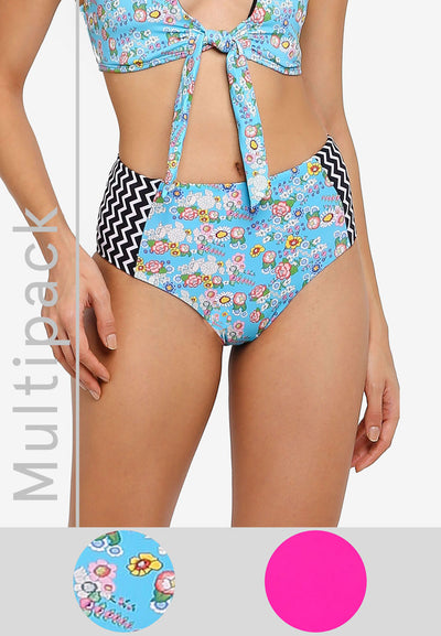 Mexicano - Alona High Waist Bottom