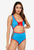 Mexicano - Calandria Tie-Up Swimsuit