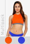 Mexicano - Carmen Crop Top