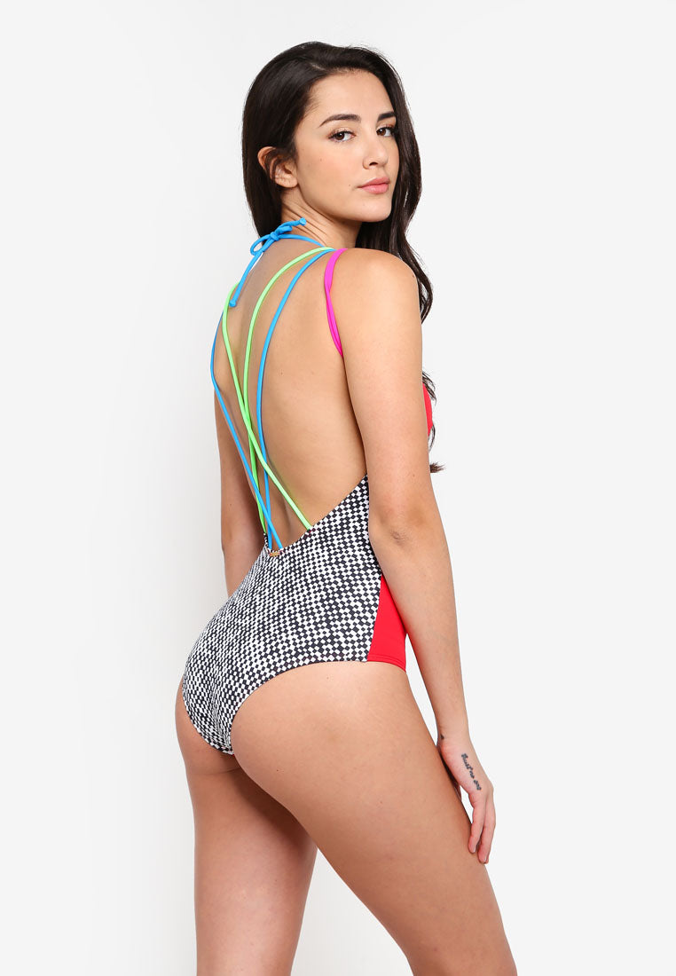 Phoebe Multi-strap Swimsuit