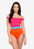 Olivia Off-shoulder Swimsuit