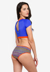 RETRO ACTIVE - Becky Hip Hugger Bottom