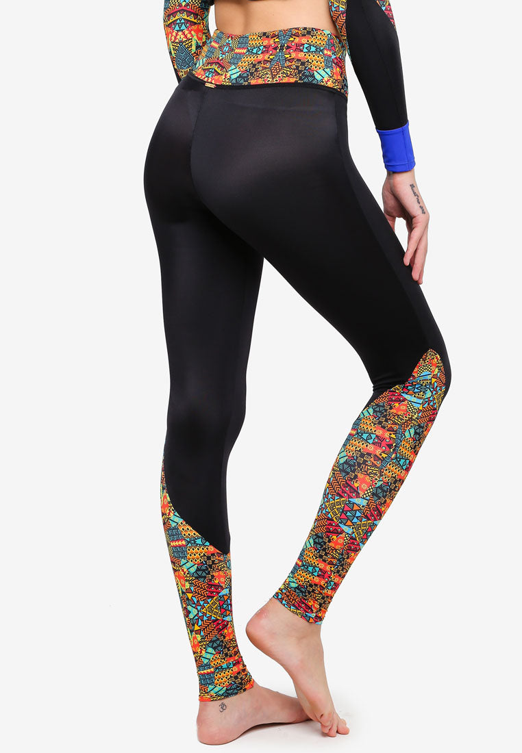Nayah High Waist Swim Pant
