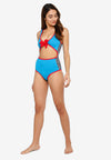 Calandria Tie-Up Swimsuit
