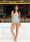 Adonia Twist Halter Swimsuit