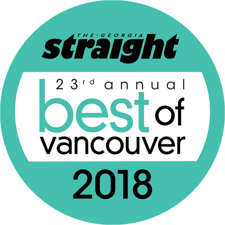 Best of Vancouver 2018
