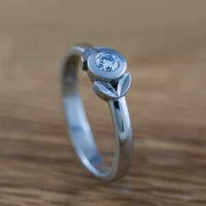 Encircle engagement ring by www.eradesign.ca