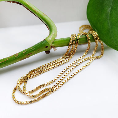Vintage Yellow Gold Chain | Era Design Vancouver Canada