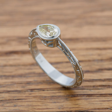 Neoma Diamond Engagement Ring - Era Design Vancouver