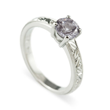 Spinel Annika Gemstone Engagement Ring - Era Design Vancouver