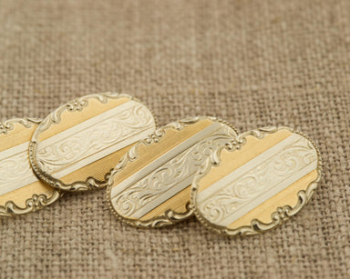 Vintage Cufflinks Antique Pendant - Era Design Vancouver
