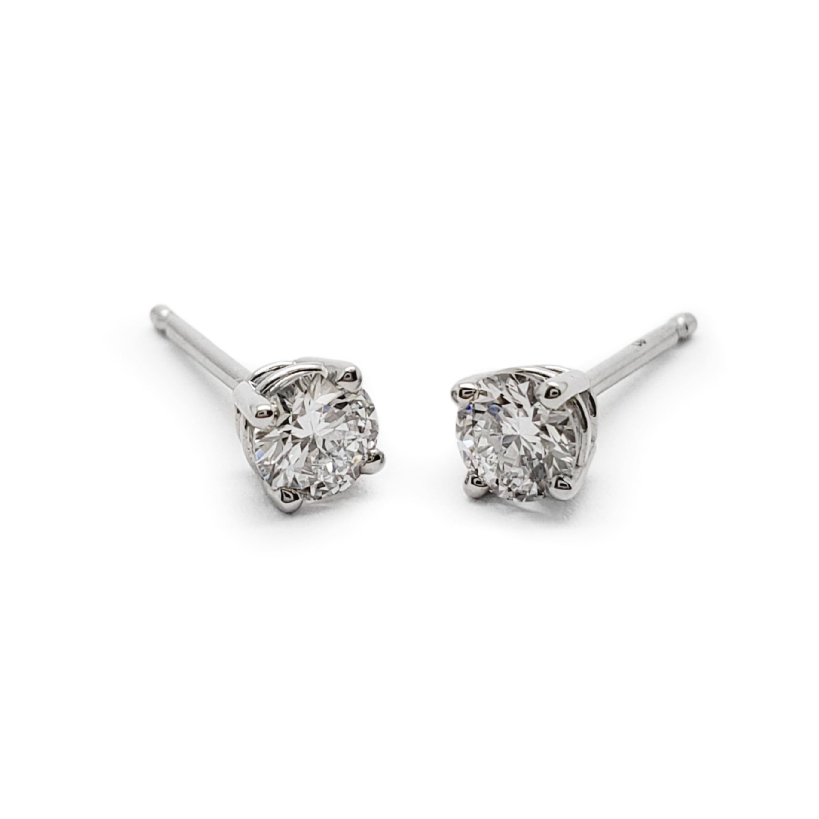 Lab Grown Diamond Earrings | Era Design Vancouver Canada