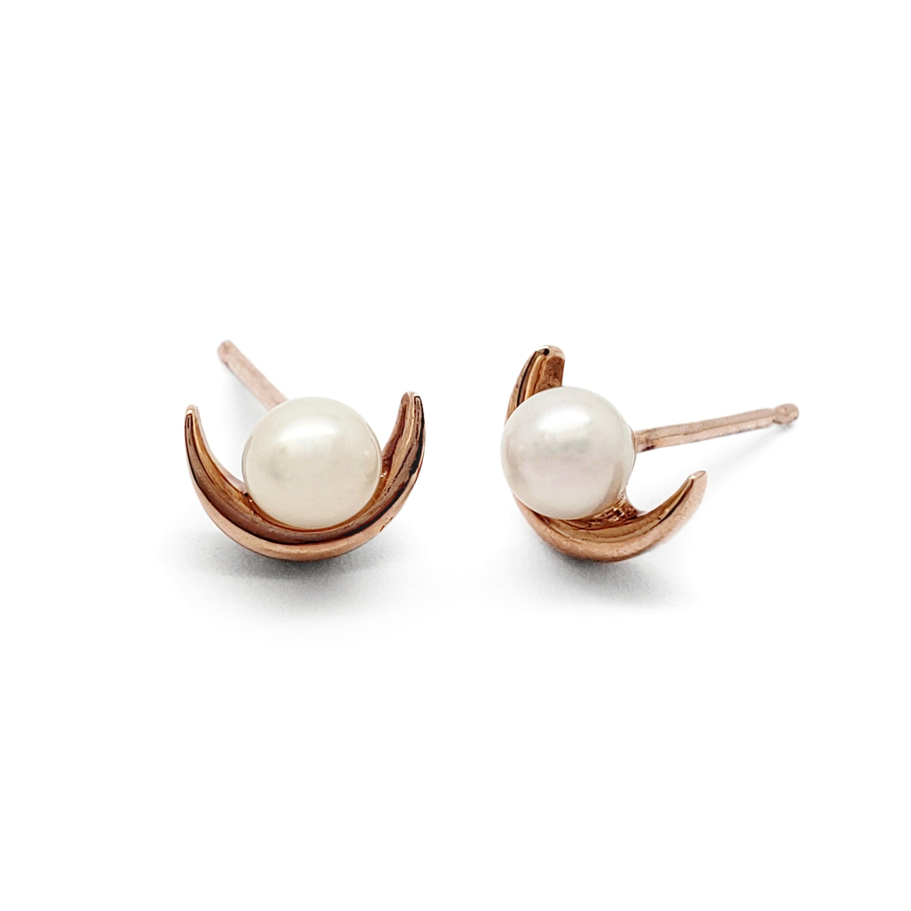 Pearl Earrings | Era Design Vancouver Canada