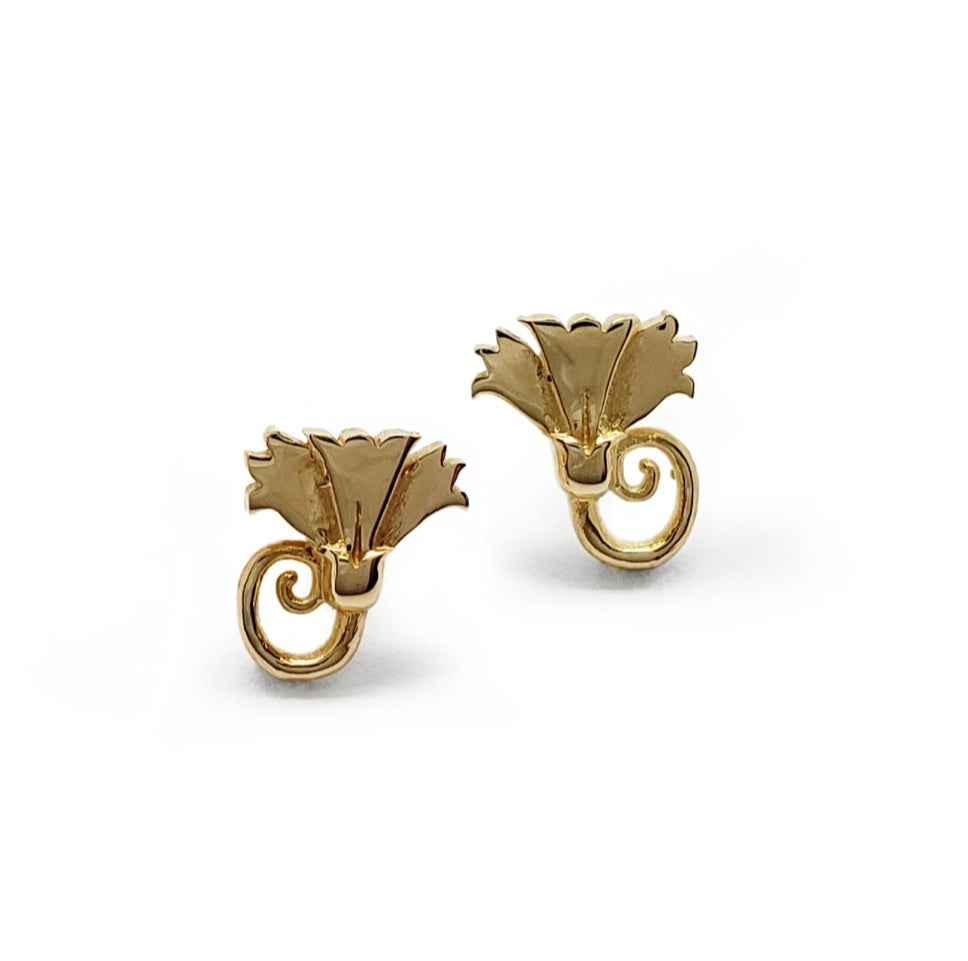 Carnation Earrings | Era Design Vancouver Canada