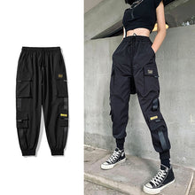 Load image into Gallery viewer, Women Korean Style Elastic Sweatpants