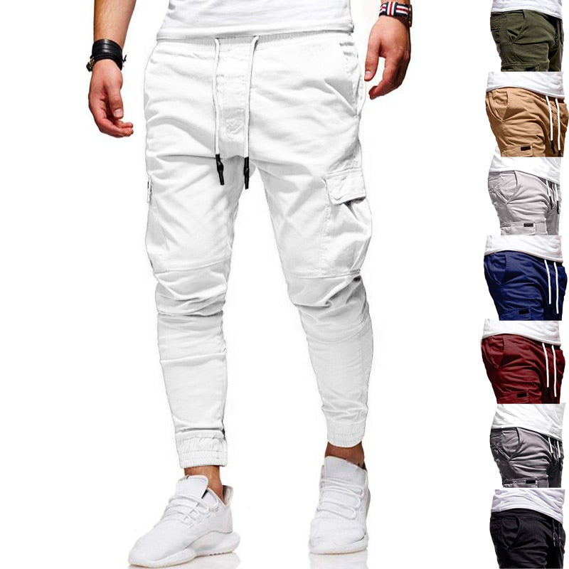 Men Pants thin New Fashion Casual