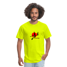 Load image into Gallery viewer, Yasuke Designs T-Shirt - safety green