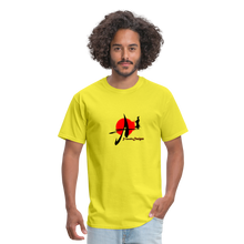 Load image into Gallery viewer, Yasuke Designs T-Shirt - yellow