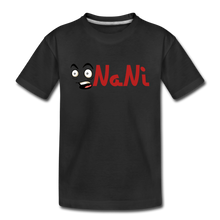 Load image into Gallery viewer, Kids' NaNi Shirt - black