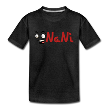 Load image into Gallery viewer, Kids' NaNi Shirt - charcoal gray