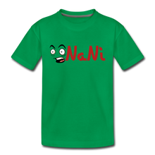Load image into Gallery viewer, Kids' NaNi Shirt - kelly green
