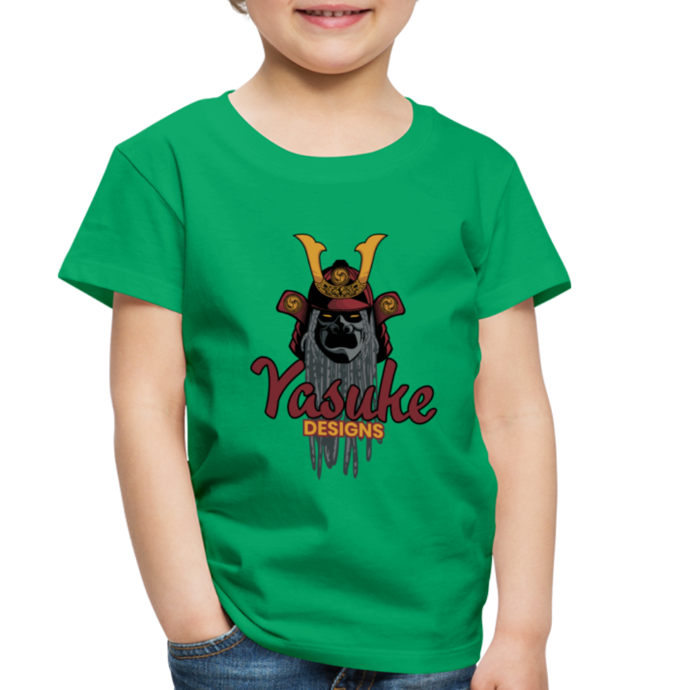 Toddler YD Logo T-Shirt - kelly green