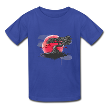 Load image into Gallery viewer, Kids' YT Tree T-Shirt - royal blue
