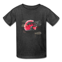 Load image into Gallery viewer, Kids' YT Tree T-Shirt - heather black