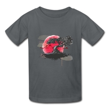 Load image into Gallery viewer, Kids' YT Tree T-Shirt - charcoal
