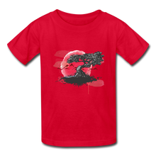 Load image into Gallery viewer, Kids' YT Tree T-Shirt - red
