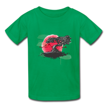 Load image into Gallery viewer, Kids' YT Tree T-Shirt - kelly green