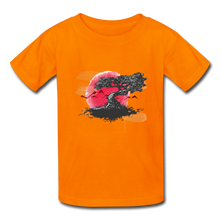 Load image into Gallery viewer, Kids' YT Tree T-Shirt - orange