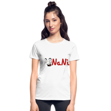 Load image into Gallery viewer, Women's Nani T-shirt - white