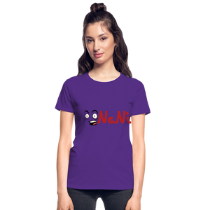 Women's Nani T-shirt - purple