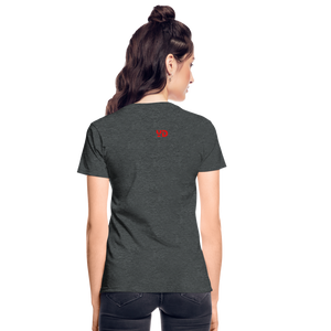 Women's Nani T-shirt - deep heather